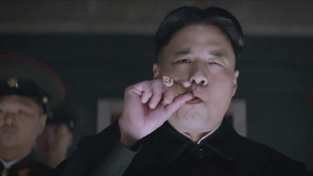 Randall Park as Kim Jong Un