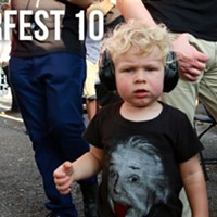 Our Terrible Gonerfest Photo Contest Disaster Randy Hobson is making y'all look bad!
