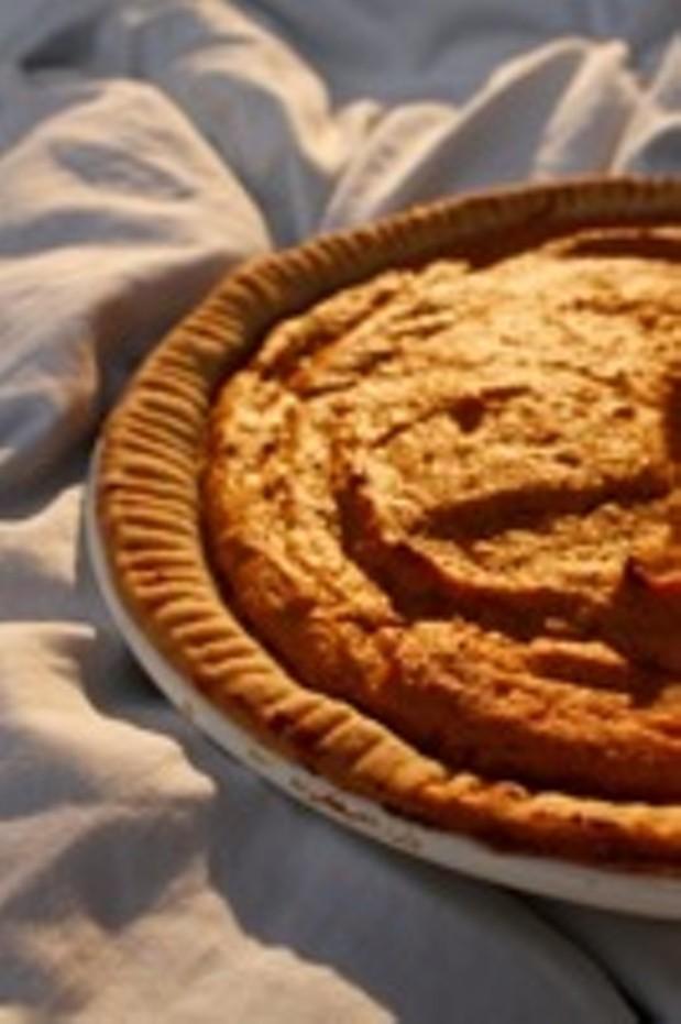 recipe second try sweet potato pie hungry memphis