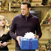 Vaughn and Witherspoon in listless holiday comedy.