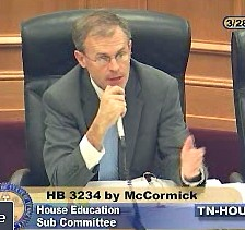 """Rep. Dunn:  I'm expecting a through vetting on this before I'll vote on it."""""""