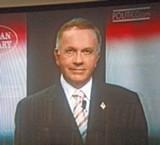 Rep. Tancredo at the MSNBC debate