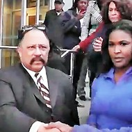 """""""Reporter"""" at Joe Brown's Post-Jail Press Conference Was a Plant"""