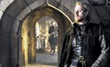 Rhys Ifans as the alleged bard