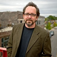 Richard Alley Named Writer-in-Residence at Elmwood