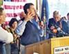 Rick Santorum in Hollis