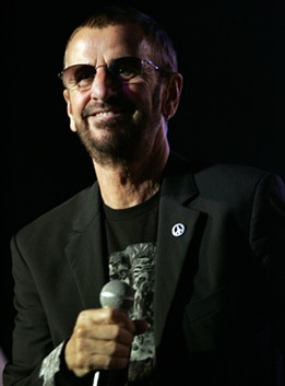 Ringo Starr and His Allstarr Band performs at Horseshoe Casino in Tunica on Thursday, July 3rd.