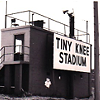 """Ripley's """"Tiny Knee"""" Stadium"""