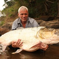 River Monsters: Jeremy Wade's Reality Show