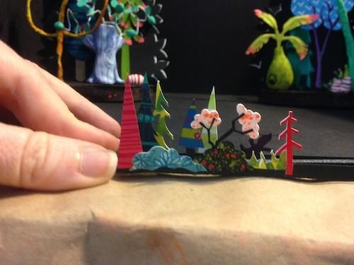 River Project model