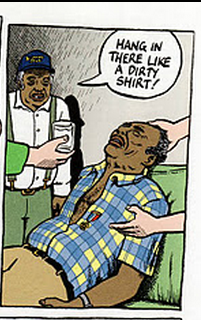 R.L. Burnside gives T-Model Ford some advice.