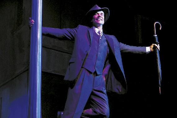 Rob Hanford in 
