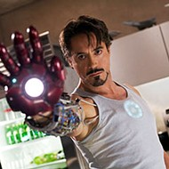 "Robert Downey Jr. Gives ""Iron Man"" Unexpected Heart"