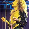 Robert Plant and the Fame Game