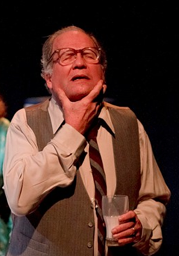 Ron Gephart in Death of a Salesman