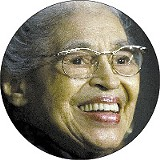 AP PHOTO/KHUE BUI - Rosa Parks