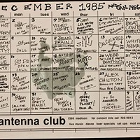Ross Johnson Remembers the Antenna Club