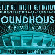 Roundhouse Revival at the Mid-South Coliseum