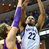 Rudy Gay's Return to Memphis