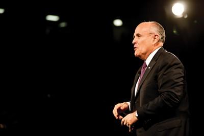 Rudy Giuliani - RANDY MIRAMONTEZ   DREAMSTIME.COM