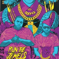 Run the Jewels at Minglewood Hall on Tuesday