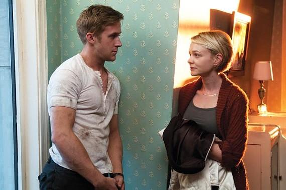 "Ryan Gosling and Carey Mulligan in ""Drive"""