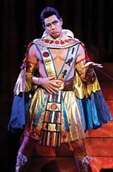 Ryan Williams as Pharaoh