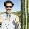 <i>Borat</i>'s satirical tour finds hatred in America's heart.