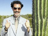 Sacha Baron Cohen in the prickly comedy Borat