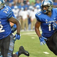 Tigers 36, Middle Tennessee 17