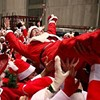 SantaCon in Memphis