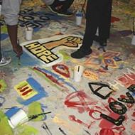 Scenes from the Anti-KKK Rallies