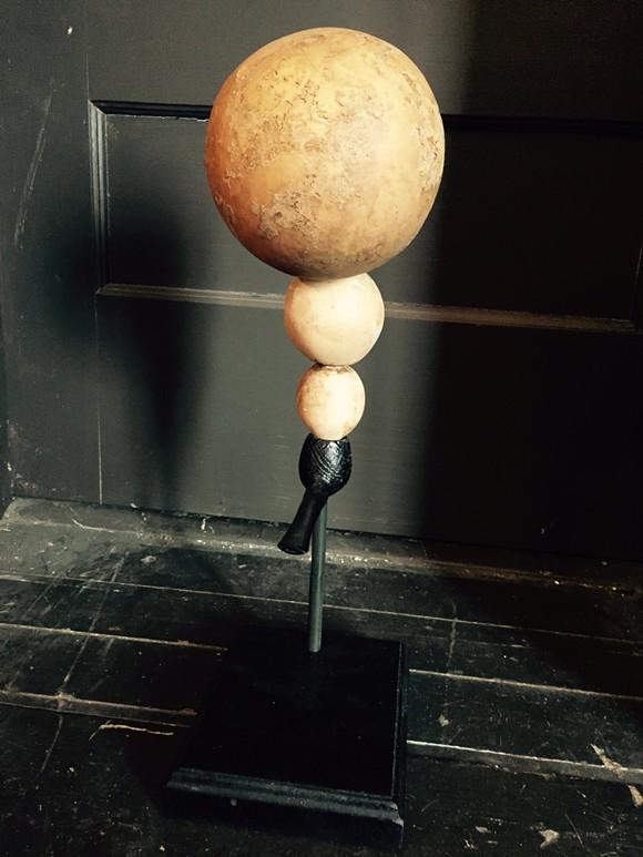 Sculpture by Jay Etkin