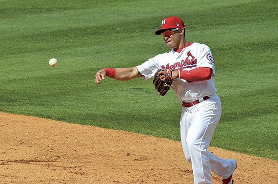 Second-baseman Kolten Wong was the Cardinals' first pick in the 2011 draft.