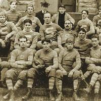 """Sewanee """"Ironmen"""" of 1899"""