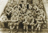"Sewanee ""Ironmen"" of 1899"