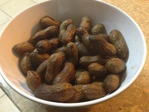 Sharas boiled peanuts