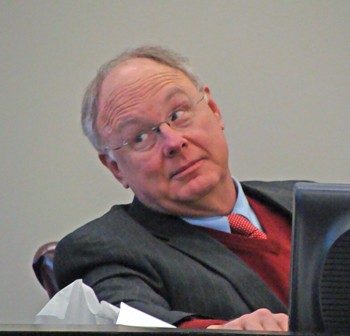 Shelby County Commissioner Mike Ritz - JB