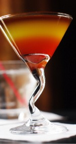 Side Street Grill, 1st place: Best Place To Get a Martini - BY JUSTIN FOX BURKS