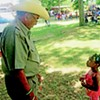 Sidney Chism Resumes His Annual Picnic
