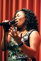 JUSTIN FOX BURKS - Singer Lenora Mathis