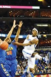 Sophomore swingman Will Barton, a preseason All-Conference USA selection