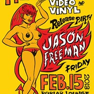 Sound Advice: Jason Freeman at Poplar Lounge