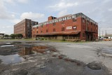 South Main Artspace Lofts have moved into the former United Warehouse at 138 St. Paul. - JUSTIN FOX BURKS