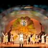 Spamalot at Playhouse on the Square