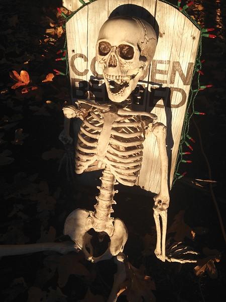 Spooky Nights: scary stuff