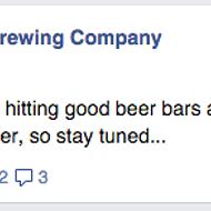 Sprouts' Opening Date, Rockbone Beer, etc.