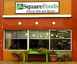 IMAGE: SQUAREFOODS.COM - Square Foods in Cooper-Young closed for business on Monday.