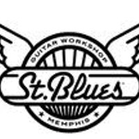 St. Blues Open House, Guitar Giveaway