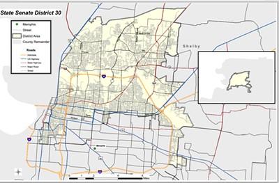 State Senate District 30